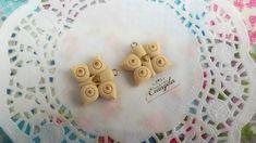 Farfalla ciondolo pendente fimo dolci materiale bigiotteria decoden abbellimenti decorazioni , by Evangela Fairy Jewelry, 1,30 € su misshobby.com