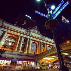 dimitrioskphoto Grand Central Terminal #GrandCentral #42Street #ChryslerBuilding #NewYork #NYC http://instagram.com/p/q8RiuUlbhl/