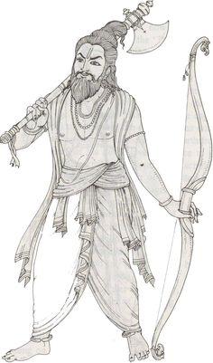 Hindu God - Avataras of Vishnu (Incarnations) Ganesha Drawing, Lord Ganesha Paintings, 3d Art Drawing, Art Drawings Sketches, Indian Art Gallery, Drawings Pinterest, Jr Art, Tanjore Painting, Madhubani Art