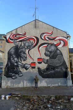 autopsi-art:    Big Bear de Pallo (Finland)