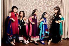 Zainab Chottani kids collection 2013