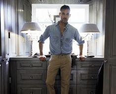 Q&Octavio: The Style Secrets Of Interior Designer Jeffrey Alan Marks - AskMen