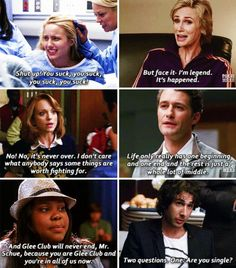 Glee quotes | Journey