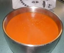 Recipe Roast Capsicum and Tomato Soup by nicky parsons - Recipe of category Soups