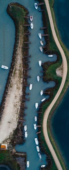 Drone Aerial Photo Yachts in a Marina by the Sea - Before you hire a drone pilot what questions do you ask?