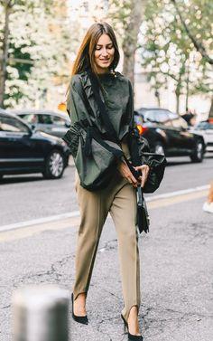 Calça Fuseau: como usar em 2017 - Moda que Rima