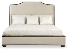 Bernhardt | Upholstered Platform Bed | Combo of wood and upholstery | Should I price out?