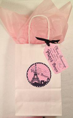 10 Meet me in Paris Eiffel Tower White by MichelleAndCompany