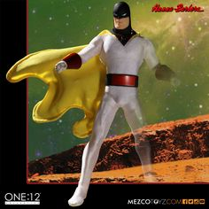 One:12 Collective Hanna-Barbera Space Ghost – Mezco Toyz