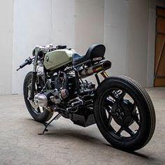 BMW R80 By Ironwood Custom Motorcycles Hell Kustom