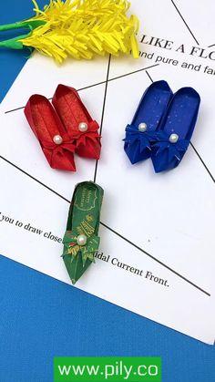 Diy Crafts Hacks, Diy Crafts For Gifts, Diy Arts And Crafts, Diy Crafts Videos, Cool Paper Crafts, Paper Crafts Origami, Diy Paper, Instruções Origami, Diy For Kids