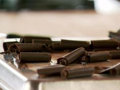 Chocolate Curls Recipe : Ree Drummond : Food Network - FoodNetwork.com