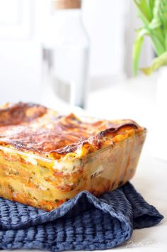 Wine Recipes, Food Inspiration, Quiche, Food And Drink, Cooking, Breakfast, Lasagna, Kitchen, Morning Coffee