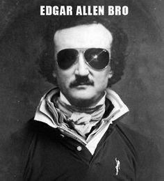 If Poe had attended Miami University back in ye olde day...