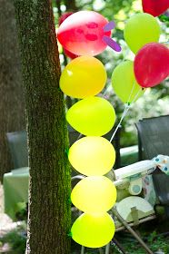 This Mommy Cooks: The Very Hungry Caterpillar Birthday Party