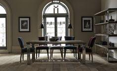 Halo Condo - The Halo Condo range combines industrial style with luxurious velvet pieces