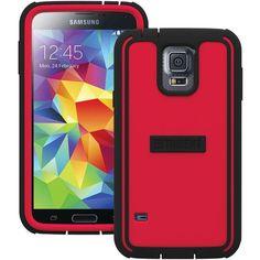 TRIDENT CY-SSGXS5-TG000 Samsung(R)Galaxy S(R) 5 Cyclops Series(TM) Case (Green)
