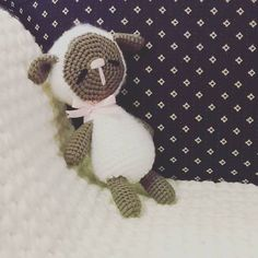 Amigurumi Sleeping Sheep : Amigurumi/Crochet gifts by OrangeFrau on Pinterest ...