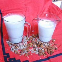 20 tipů na mléka ze semínek a oříšků