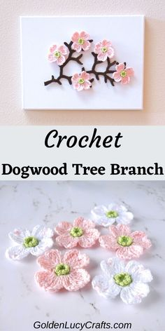 Crochet Applique Patterns Free, Crochet Flower Patterns, Crochet Motif, Crochet Designs, Crochet Flowers, Doily Patterns, Crochet Wall Art, Crochet Wall Hangings, Crochet Decoration