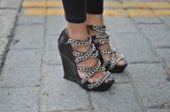 Camilla Skovgaard shoes at New York Fashion Week