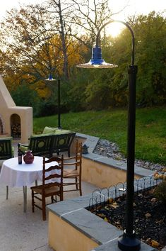 Superior Post Mount Lighting Brightens Outdoor Patio, Parks With Style | Patios,  Bricks And Commercial