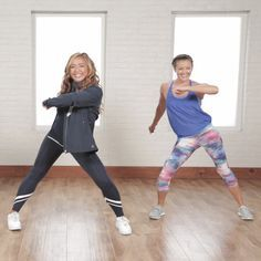 20-Minute Dance Workout Routine