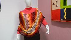 Tejido Fácil Multiusos con 2 Rectángulos #Ganchillo #Crochet Easy Cape B...