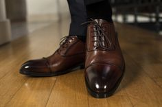 Our Oxfords will make you feel like dancing.