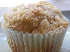 Gluten-Free Carrot-Zucchini Muffins.  Gluten-Free Perfection!!!  I didn't use carrot because I had plenty of zucchini, but that was the only change I made.  They came out moist and delicious - they didn't even need a streusel topping to dress them up!
