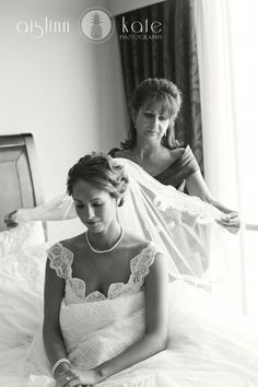 Weddings are an emotional time for everyone, including the parents! Today's post is featuring the bride and her mom, and these photos are a...