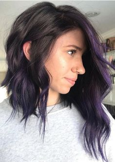 Latest Photographs Asymmetrical Purple Lob Styles for 2019 Suggestions Who developed the Bob hairstyle? Bob has been leading the league of tendency hairstyles for decades. Long Asymmetrical Bob, Asymmetrical Bob Haircuts, Long Bob Haircuts, Short Bob Hairstyles, Pretty Hairstyles, Haircuts For Fall, Asymmetric Hair, Lob Haircut, Lob Hairstyle