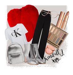 """kendall jenner remixed instagram"" by annabel2911 on Polyvore featuring Urban Decay, xO Design, Yves Saint Laurent, Calvin Klein, Rochas, Miu Miu, MANGO, Charlotte Tilbury and tarte"