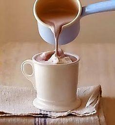 Le Chocolat chaud de Pierre Hermé. #FredericClad #THEFAR