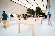 한국 애플스토어 1호점은 왜 가로수길에 들어설까? : 네이버 포스트