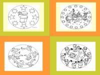 mandala's - sint maarten