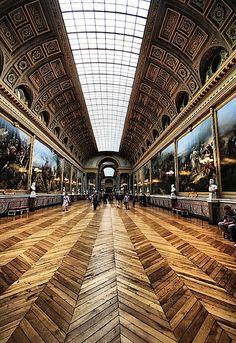 Château de Versailles, France  Photo by  Toshio Kishiyama