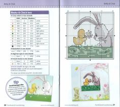Gallery.ru / Photo # 109 - The world of cross stitching 186 + Springtime card cuties - tymannost