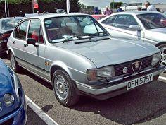 28 Alfa Romeo Alfasud (1983) | Flickr - Photo Sharing!