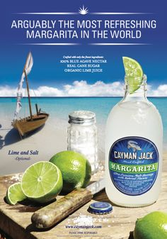 Cayman Jack Margarita - love it - not too sweet, and a bit of bubbles - perfect beach drink