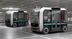 Local Motors Debuts Autonome IBM Watson-Based Olli Bus