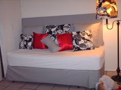 Turn Twin Bed Into Couch Perfect This Is The Back Wall