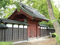 the Carpentry Way: Japanese Gate Typology (4)