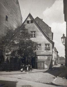 'Zum Nussbaum', Fischerstrasse 29, Nicolaiviertel,1921