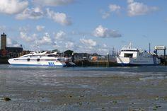 #msTiger #msMidsland #sneldienst #veerboot #Terschelling @rederijdoeksen