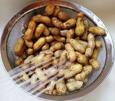 Pressure Cooker Southern Style Boiled Peanuts make a wonderful snack. They are soft, like a bean and salty like tears of joy!