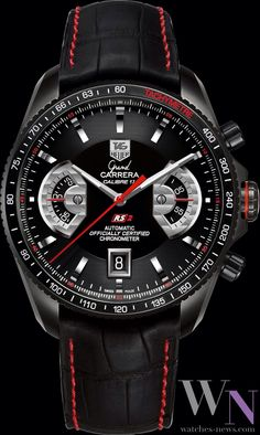 TAG Heuer - Calibre 17RS2 Chrono. Absolutely beautiful.