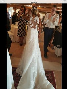 La nostra bellissima sposa Myleidys Francia