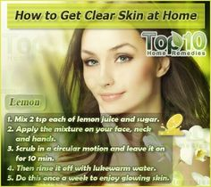 How to Get Clear Skin at Home | Trust me its works
