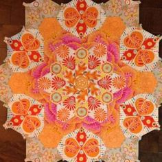 The New Hexagon - Millefiore Quilt-Along at KatjasQuiltShoppe.com
